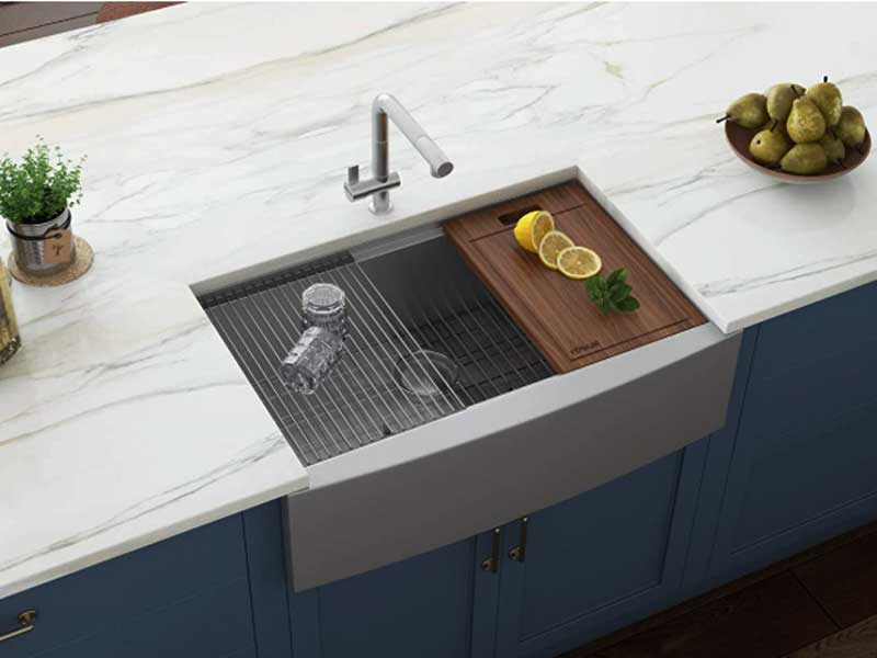 Best Stainless Steel Farmhouse Sinks - In depth Review And buying Guide