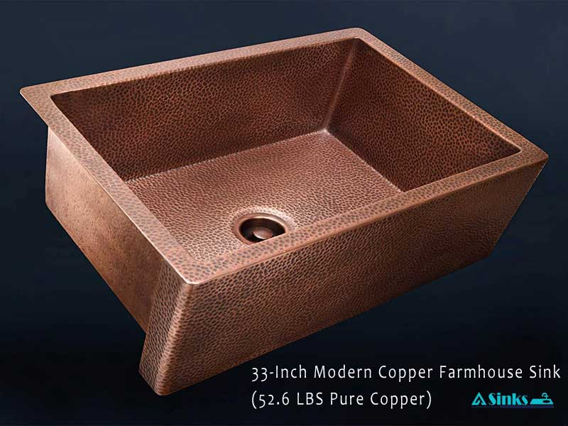 The luxurious best copper sinks review - an aesthetic overview