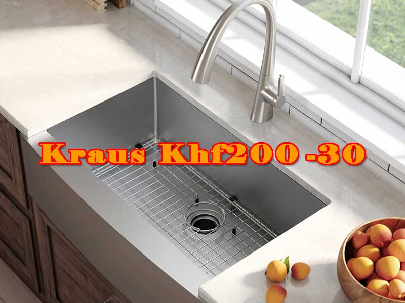 Kraus Khf200-30 Review
