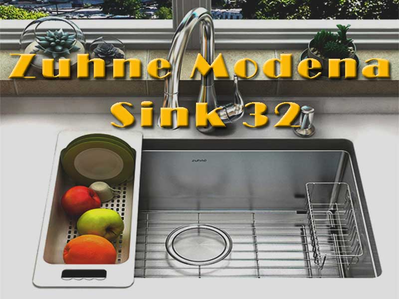Zuhne Modena 32 Sink Reviews