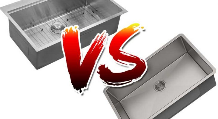 Overmount Vs Undermount Sink   5 Major Difference With Pros/Cons