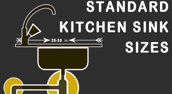 What is Standard Kitchen Sink Sizes?