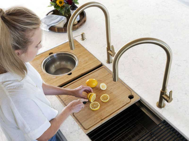 Where Are Kraus Sinks Made - Easy Answer And Details