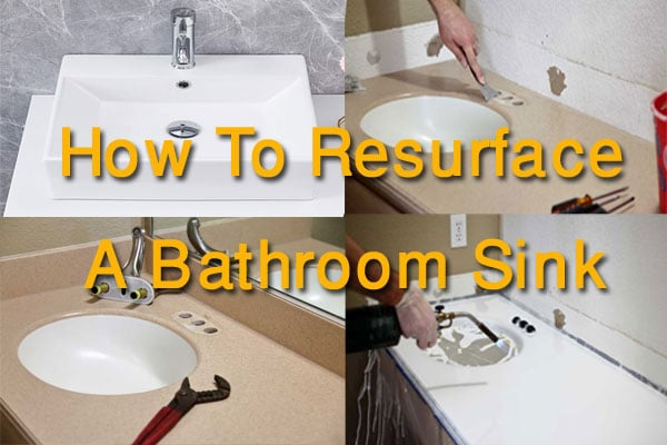 12 Easy Methods to know How To Resurface A Bathroom Sink with epoxy resin