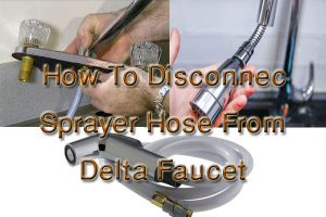 7 Easy Step To Followed How To Disconnect Sprayer Hose From Delta Faucet