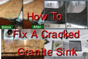Find The 6 Easiest Methods To Know How To Fix A Cracked Granite Sink