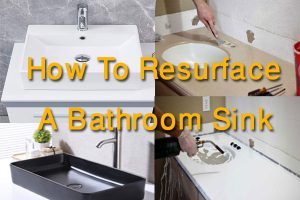 How To Resurface A Bathroom Sink With Epoxy Resin