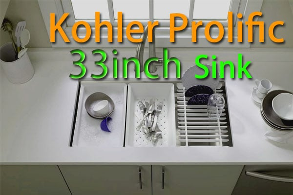How To Find Best Kohler Prolific Sink Review With Key Features